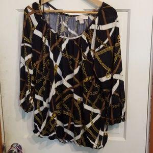 Michael Kors tunic style top